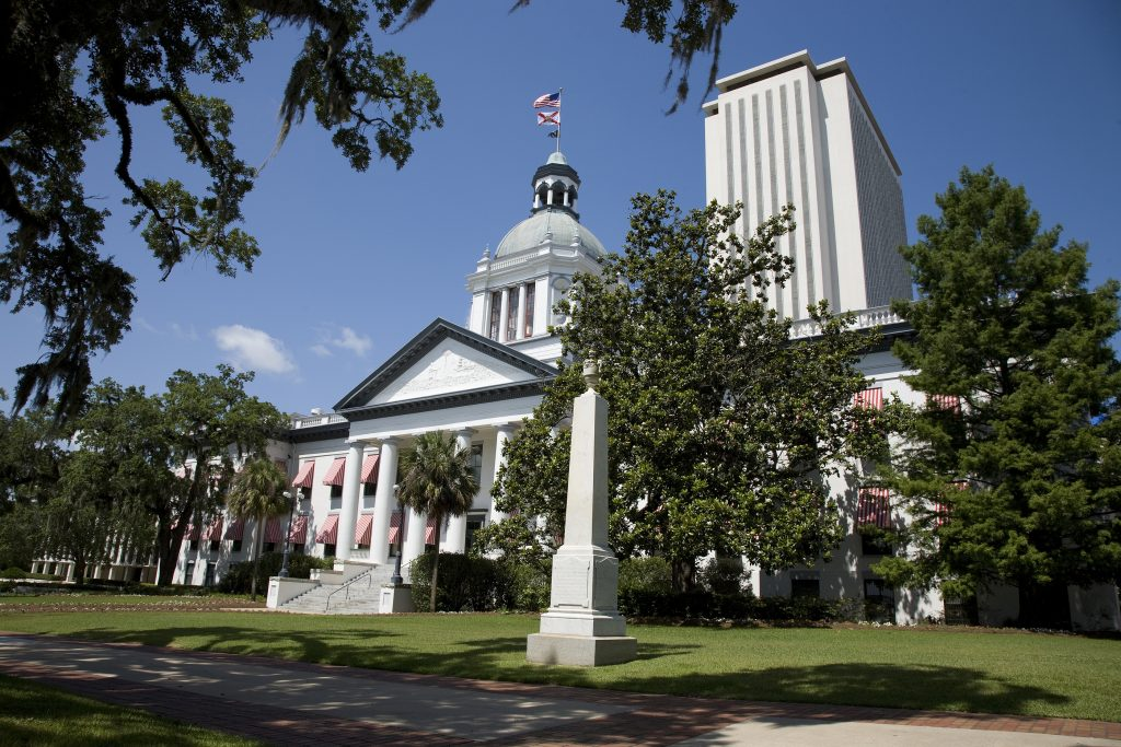 bigstock Historic Florida Capital In Ta 3103302 scaled