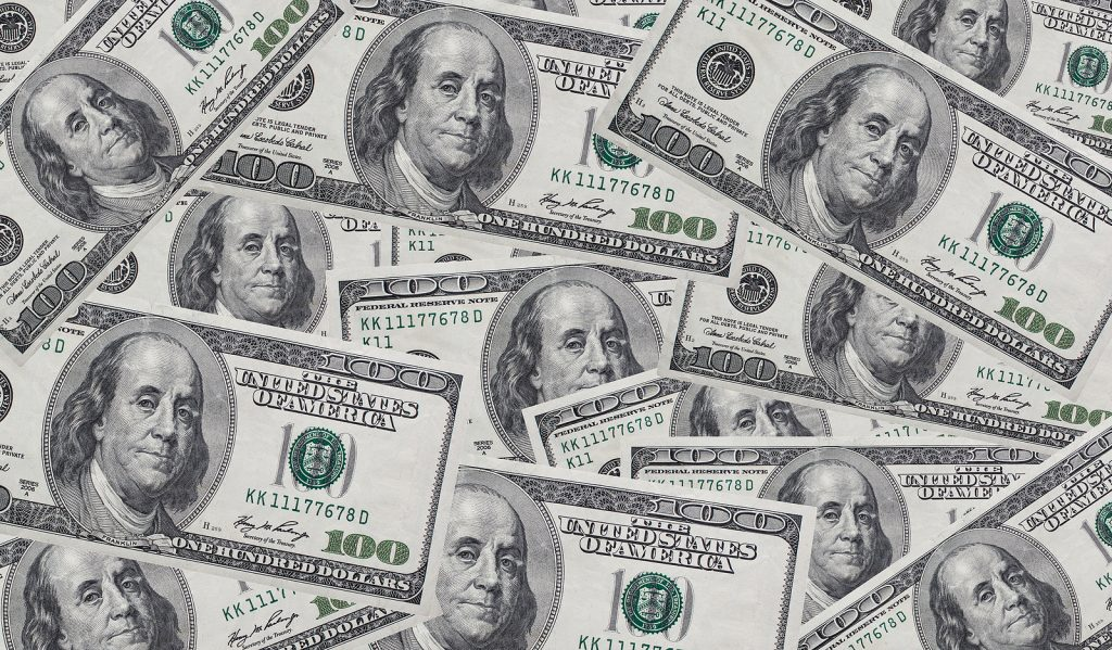 Background With Money American 379072720