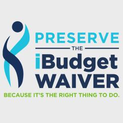 Preserve Ibudget waiver logo